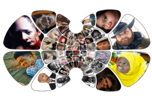 faces, personal network, connecting